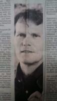 Zeitungsausschnitt mit einem Porträt des Soziologen Hartmut Rosa