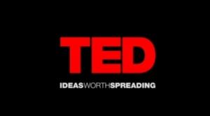 das Logo zu TED
